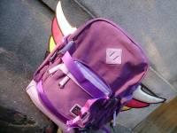 【開箱】買了包你聖光全開!偽天使帆布包幫你一圓飛天夢 誤