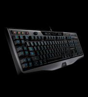 羅技推出遊戲鍵盤G110