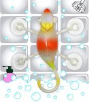 [好物] 洗澡太安靜很可怕?變色龍唱歌給妳聽!