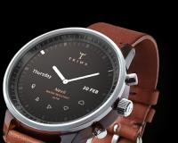 回歸手錶思維的智慧型手錶概念 UI