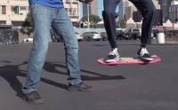 反地心吸力 真正能飛的《回到未來》懸浮滑板宣佈今年推出 [影片]