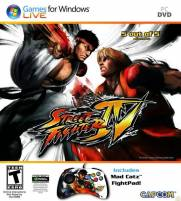 Street Fighter IV PC 限定版
