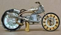 手錶變摩托車模型!!