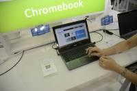 Computex 2014:不知會不會引進國內最超值的Chromebook,Acer在會場上展示C7