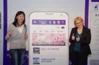 呼應執行長行動優先理念,台灣雅虎行動版強調一次到位的行動網路體驗