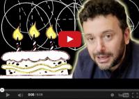 用科學的方法切蛋糕?來看影片說明最清楚!英國數學家的幽默展現。