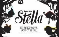 "Angry Birds 謎之新大作 ""Angry Birds Stella"""