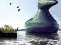 黃色小鴨 2016 科技版 「能量鴨」懂游水