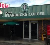 蠢巴克(Dumb Starbucks)?你沒看錯!不過已經被勒令停業了…