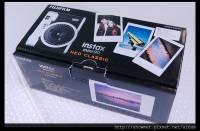 相機新玩具 拍立得 再進化 FUJIFILM instax mini 90 異色版