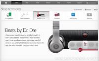 正式成為重心產品: Apple Store 網上店新加入 Beats 專頁