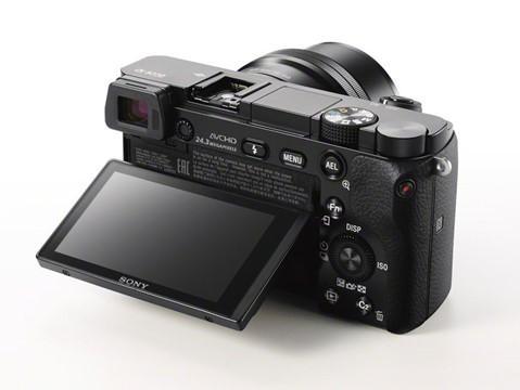 Sony A6000 正式發表,延續 NEX-7 設計風格主打最速對焦