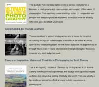 來強化你拍照與後製的功力吧,46本關於攝影的電子書免費下載