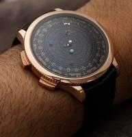 把太陽系戴在手上,造價超級不菲的精工錶