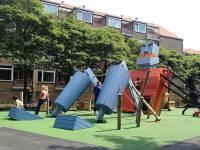 不只是兒童的遊樂設施,更是公共的裝置藝術