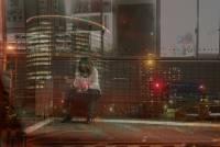 日本計程車司機邊尋找乘客 邊拍攝重複曝光照片攝影集
