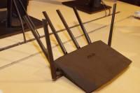Computex 2014 :華碩展前記者會新品介紹 六頻無線 AP RT-AC3200 專業 4K