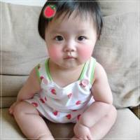 魔法Baby ~台灣製造草莓印花俏皮連身裝~童裝~女童裝~時尚設計童裝~k02877