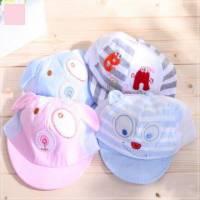 魔法Baby ~超可愛造型小童帽 粉 ~兒童帽~時尚設計童裝~k22223