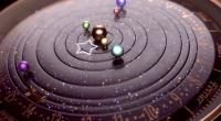 機械工藝極致表現:讓近地群星在手腕上公轉