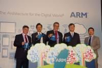 Computex 2014 : ARM 正式宣布在台灣設立亞太 CPU 設計中心,以 Cortex-