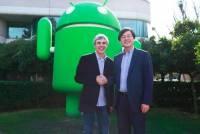 Google 以 29.1 億美元將 Motorola Mobility 轉手給聯想.......