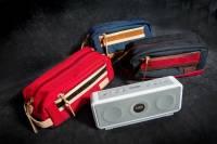 TDK LoR 與日本職人手工包 master-piece 推出防水喇叭 A33 搭配手工包組合