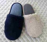 e鞋院 [毛絨軟呢]舒適室內拖鞋 限量8折