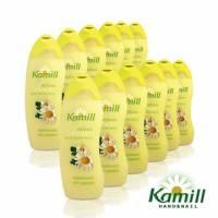 【德國卡蜜兒Kamill】洋甘菊香氛沐浴膠250ml 12瓶 組