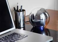讓設計師會想要花大錢收藏的 LaCie 銀球硬碟