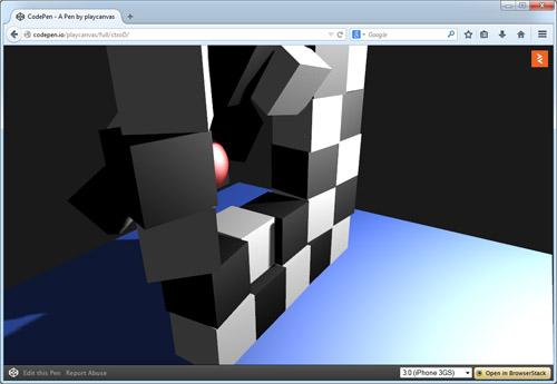 PlayCanvas 也加入開放源碼 (上)