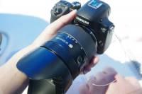 CES 2014 : Samsung NX30 與 Galaxy Camera 2 快速動手玩