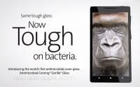 電話平板螢幕不再那麼髒: 新一代Gorilla Glass螢幕玻璃突破功能[影片]