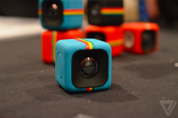 CES 2014:拍立得(Polaroid)推出小巧可愛的動態攝影機C3