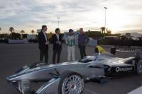 CES 2014 :投入寧靜的速度革命,高通全力贊助並投入技術於 Formule-e 賽事