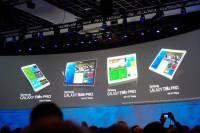 CES 2014 :三星發表 Galaxy NotePRO TabPRO 系列平板