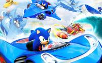 "音速小子賽車新作: ""Sonic All-Stars Racing Transformed""海陸空變"