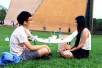 你儂我儂之雙人限定野餐桌 Napkin TABLE