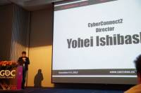 GDC Taipei 2013 : CyberConnect2 強調動漫延伸遊戲作品亦須提供宛若動畫