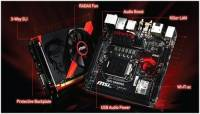 瞄準狂熱 ITX 玩家,微星宣佈推出 Z87I GAMING AC 與 GTX760 GAMING