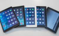 終極速度測試: 歷代 iPad 並排比較 [影片]
