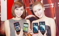 HTC 推出四款處理器都不同廠的 Desire 新機,分別與三大電信進行合作