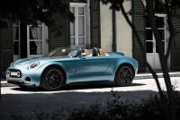 極致炫炮的電動車:Mini Cooper 「Mini Touring Superleggera」概念