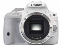Canon 在日本發表白色 EOS Kiss X7 雙鏡套組