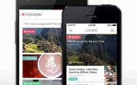 """Pocket"" App儲存內容看不完 新版本智能找出你最有興趣的東西"