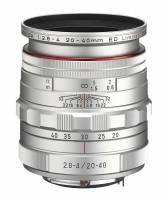 Ricoh 推出首款變焦 Limited 鏡 Pentax HD PENTAX-DA 20-40MM