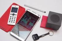 HTC One Max 原廠配件正式亮相,內嵌電池的翻頁保護殼為主要亮點