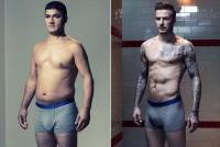 由普通男人來拍攝內褲廣告會如何?