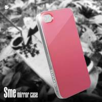 S-Me鏡面背蓋 iphone 4 4S專用