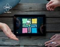 電子骰子 DICE+ 具備藍牙機能,用平板玩大富翁將更有感覺了!